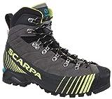 SCARPA Ribelle HD Mountaineering Boot - Men's Titanium/Lime 46