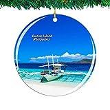 Weekino Filipinas Luzon Island .PNG Navidad Ornamento Ciudad