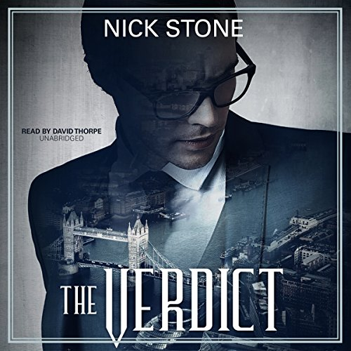 The Verdict audiobook cover art
