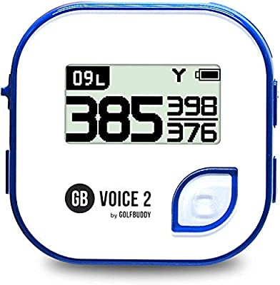GolfBuddy Voice Golf GPS/Rangefinder