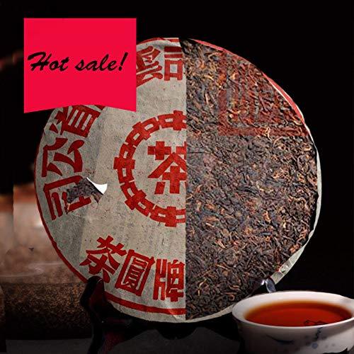 Erstklassiger ursprünglicher Puer Tee 357g (0.787LB) Gesundheitswesen Tee reif Organischer Pu'er Tee Schwarzer Tee Chinesischer Tee Pu er Tee Reifer Tee Puerh Tee Pu-erh Tee Pu Erh Tee gekochter Tee