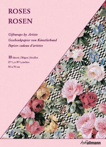 Rosen: Geschenkpapiere von Künstlerhand (Giftwraps by Artists)