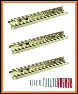Conjuntos de 3superior resistente 160mm cabecero