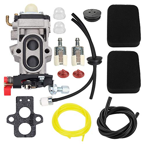 Hayskill WYA-79 Carburetor w Tune Up Kit for Husqvarna 350BT 150BT RedMax Red Max EBZ8500 EBZ8500RH EBZ8000 EBZ8000RH EBZ8001 EBZ8001RH EBZ8050 EBZ8050RH Backpack Leaf Blower Carb