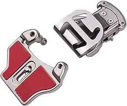 Andoer Aluminium -Alloy Camera Waist Belt Mount Button Buckle Hanger for DSLR Camera Waistband Belt Strap Mount