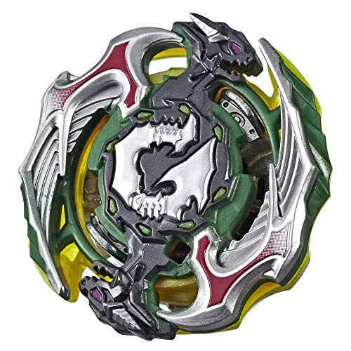 BEYBLADE Burst Turbo Slingshock Gargoyle G4 Single Battling Top, Right-Spin Defense Type, Age 8+