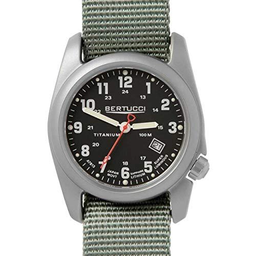 Bertucci Green Black Dial Quartz Analog Men's Watch 12723