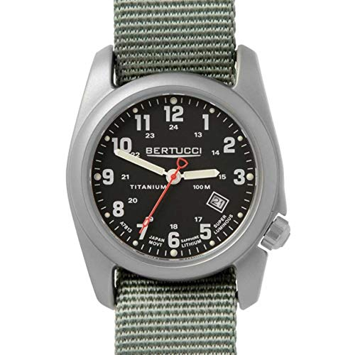Bertucci Green Black Dial Quartz Analog Men's...