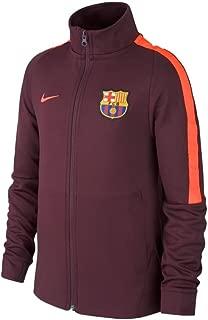 NIKE Youth FC Barcelona Jacket [Night Maroon]