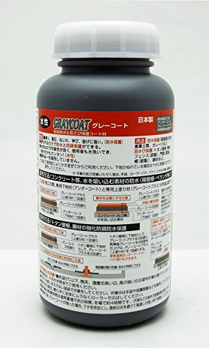 丸長商事 パワーテック グレーコート中塗り材 17617 [0287]