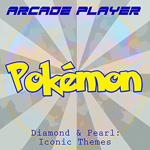 Champion Cynthia (From 'Pokémon: Diamond, Pearl')