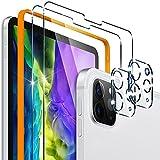 [2+2 Pack]UnqiueMe 2 Pack Schutzfolie für iPad Pro 11