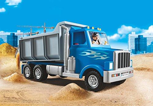 Camion à Benne Basculante Playmobil Construction - 5665 - 1