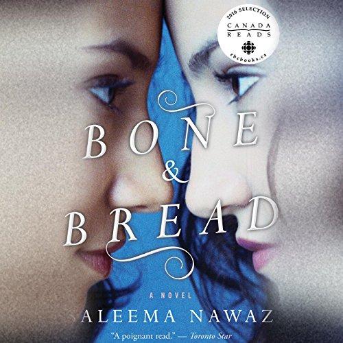 Bone and Bread audiobook cover art