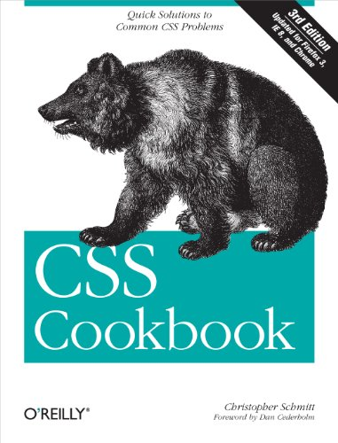CSS Cookbook: Quick Solutions to Common CSS Problems (Animal Guide) (English Edition)
