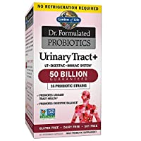 Garden of Life Dr Formulated Probiotics Urinary Tract 60 Vegetarian Capsules