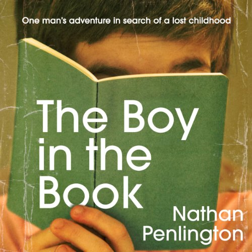 The Boy in the Book cover art