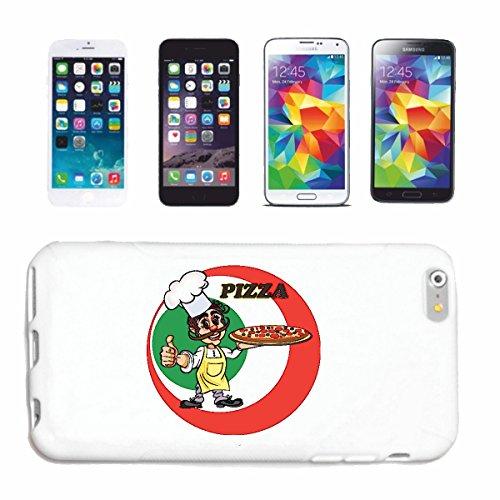 Reifen-Markt Hard Cover - Funda para teléfono móvil Compatible con Apple iPhone 5 / 5S Entrega Pizza Servicio de Pizza Cocinero Servicio DE Entrega Pizza Cook Pizz