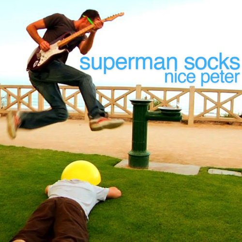 Superman Socks [Explicit]