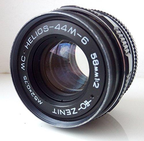 mc Helios 44 M-6 58/2 Russische SLR Objektiv M42 Für Zenit