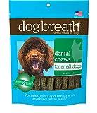 Herbsmith Dog Breath - Dental Chews for Small Dogs – Small Dog...