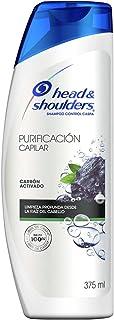 Head & Shoulders Shampoo Carbón 375ML