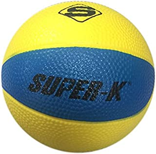 SUPER-K Foam Basketball High Elastic Toy Ball Children Early Learning Basketball Toy by shopidea