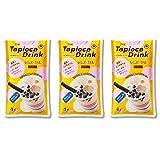 タピオカドリンク ミルクティー(65g×4)×3|合計12食分 冷凍 業務スーパー マツコの知らない世界