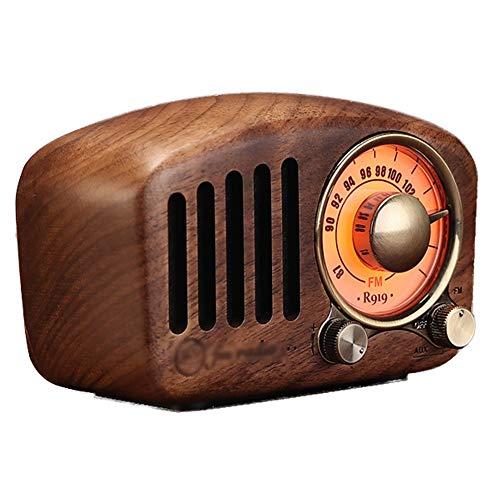 Vintage Retro Bluetooth Radio