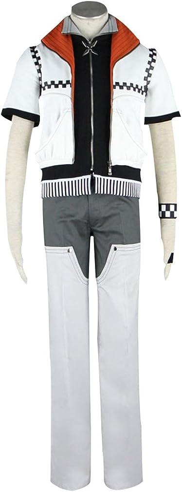 HOLRAN Kingdom Hearts Roxas Cosplay Quantity limited Uniform Costume X Custom Now on sale Set