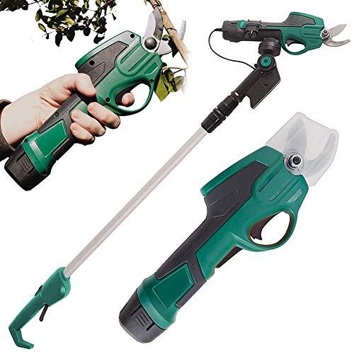 Sécateur, Sécateur électrique sans Fil, Sécateur léger sans Fil 10 mm, Sécateur de Jardinage, Coupe-Branche