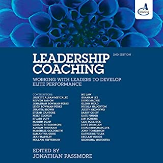 Leadership Coaching, 2nd Edition audiobook cover art