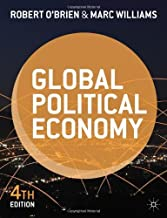 Global Political Economy: Evolution and Dynamics by Robert O'Brien (31-May-2013) Paperback