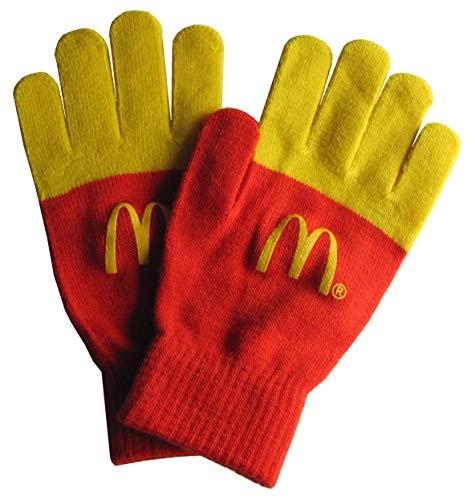 Mc Donald´s - Handschuhe - Gr. L-XL