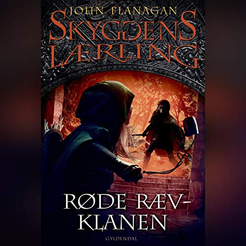 Røde Ræv-Klanen audiobook cover art
