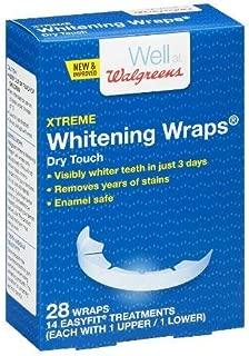 Best walgreens whitening wraps Reviews