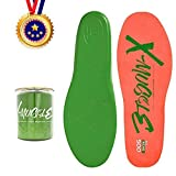 X-MUSCLE Shoe Insoles for Men...