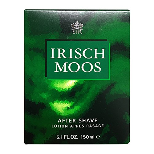 Sir Irish Moos homme/men, Aftershave Lotion, 1er Pack (1 x 150 g)