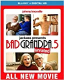 Jackass Presents: Bad Grandpa .5 (Blu-ray Disc, 2014, Paramount)