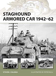 Staghound Armored Car 1942–62 (New Vanguard Book 159)