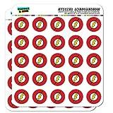 The Flash Lightning Bolt Logo Planner Calendar Scrapbooking Crafting Stickers