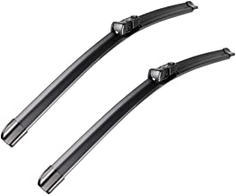 ANRDDO 2 Wipers Factory for Volvo C30 S40 V50 V60 S80 C70 V70 XC70 XC60 Ford Mondeo MK4 Original Equipment Replacement Wiper Blade - 26