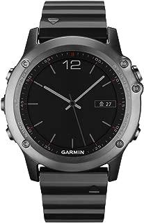 GARMIN(ガーミン) 登山 アウトドアウォッチ GPS マルチスポーツ対応 100m防水 ライフログ fenix 3J Sapphire 【日本正規品】 サファイアガラス 133828
