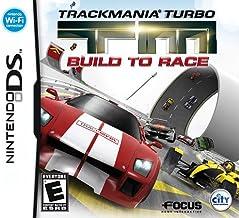 TrackMania Turbo: Build to Race - Nintendo DS