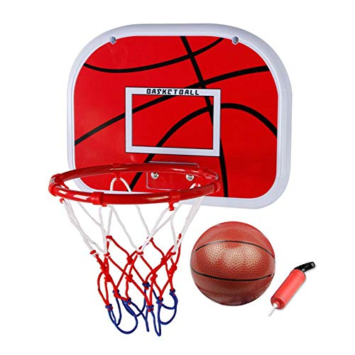 Best Prices! Basketball Hoop Toy Set with Ball Board, Mini Basketball Plate Backboard Hoop Net Ball ...