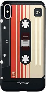 Macmerise IPCIXMPMI0328 Casette Black - Pro Case for iPhone XS Max - Multicolor (Pack of1)
