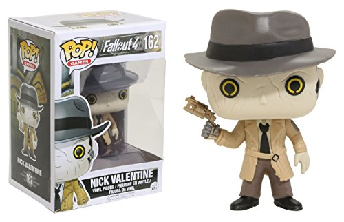 Funko- Giochi Fallout 4 Nick Valentine, 12290