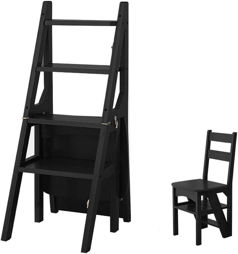 ZRABCD Ladders Tampa 35% OFF Mall Telescopic Ladder Stool Folding Collapsible Step
