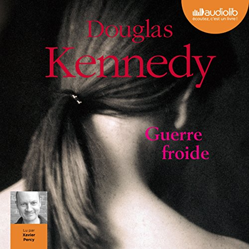 Guerre froide audiobook cover art
