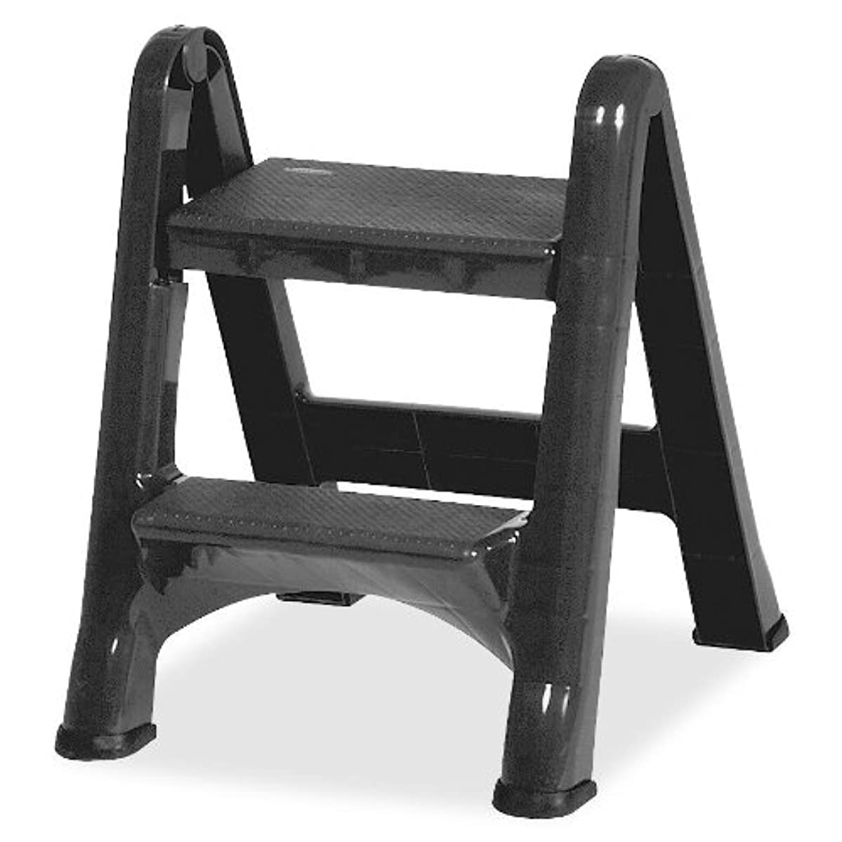 RCPFG420903CYLD - Rubbermaid E-Z Foldable Two-Step Stool